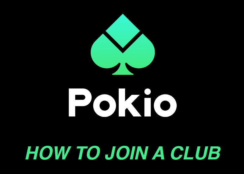 How To Join A Club in Pokio (Video)